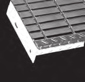 BAR GRATING BAR GRATING STAIR TREADS McNICHOLS Bar Grating Stair Treads Are  A Top Choice For