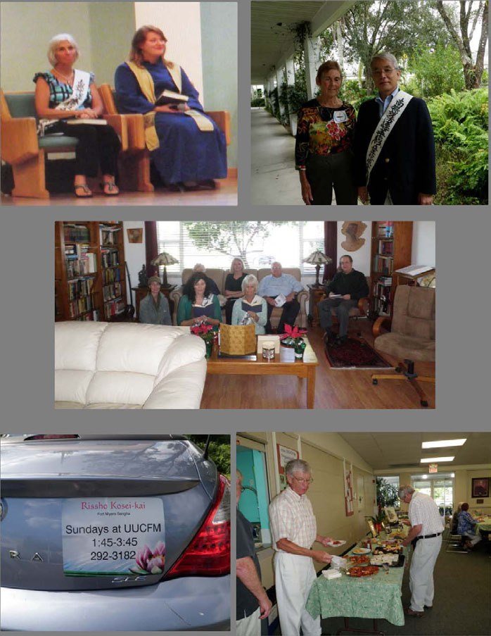 Sangha In Motion President Niwano S New Year S Guidance Learn And