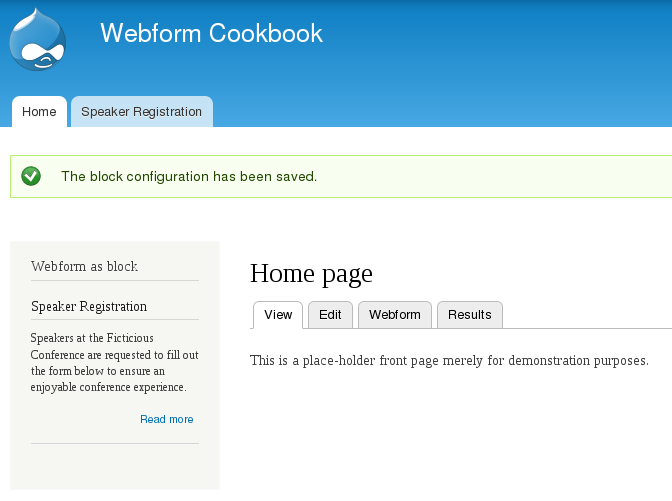 Drupal 7 Webform Cookbook Pdf