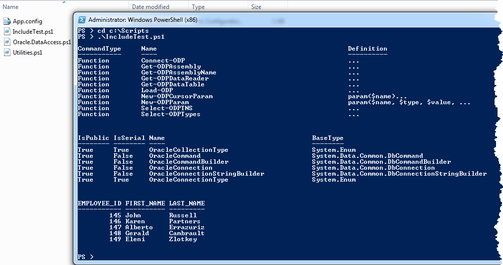 Instant Oracle Database and PowerShell How-to - PDF