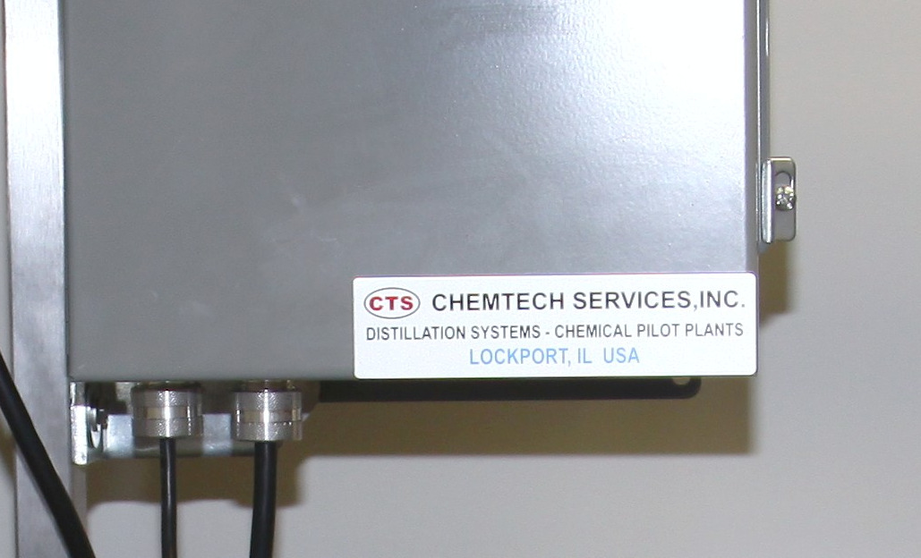 CHEMTECH SERVICES LABORATORY DISTILLATION SYSTEMS - PDF