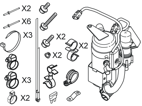 Installation Instructions Accessories