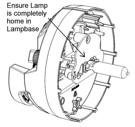Manually Operated Indoor Spotlight