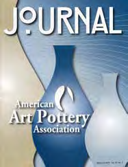 Journal Of The American Art Pottery Association