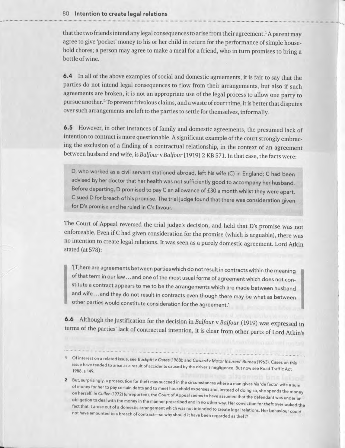 Intention To Create Legal Relations Pdf