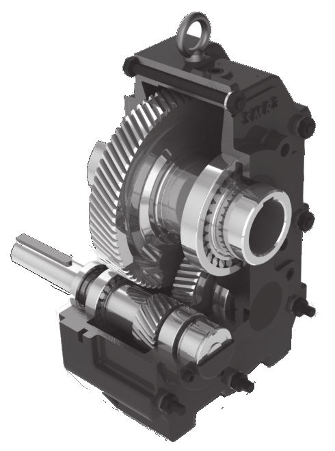 88 Output RPM 2.37 WCD Center 56C Frame Double End Output 20:1 Ratio Worldwide Electric HdRF237-20//1-DE-56C Worm Gear Reducers