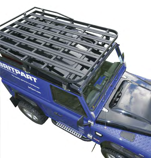 Mont Blanc Roof Rack Cross Bars fits Renault Scenic 2009 on without glass roof