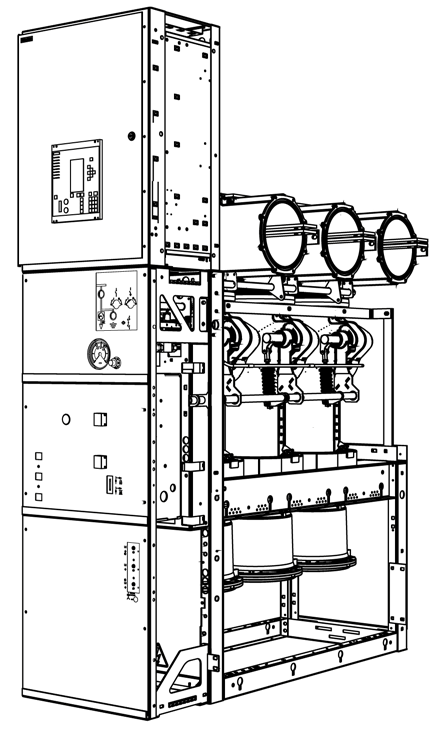 Medium-Voltage Switchgear INSTALLATION AND OPERATING