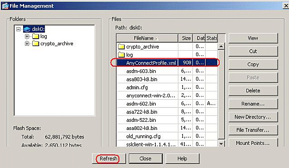ASA 8 X: AnyConnect Start Before Logon Feature Configuration