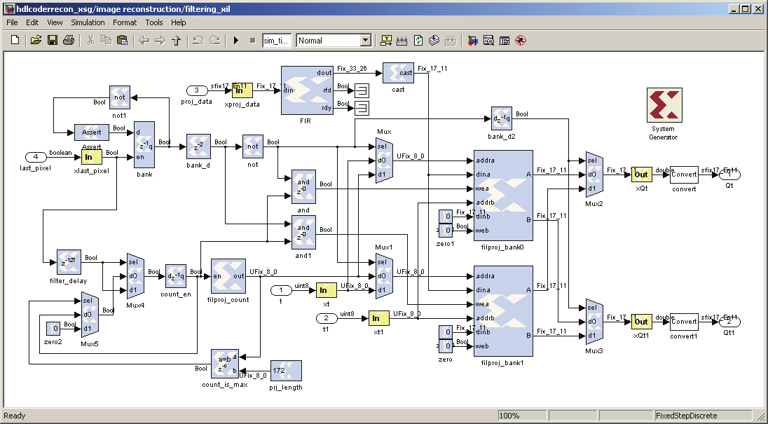 Integrating Xilinx System Generator with Simulink HDL Coder - PDF