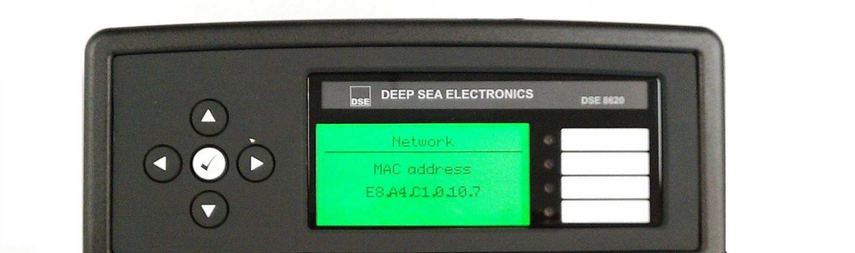 Deep Sea Electronics Plc Dse8620 Control Module Operating Manual Pdf Watt Led Driver Circuitconstant Current 300ma 12v View 6 Operation 61 Of The Is Via Push Buttons Mounted On