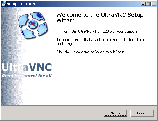 UltraVNC  UltraVNC Installation  Install Configure Usage