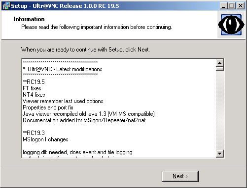 UltraVNC  UltraVNC Installation  Install Configure Usage Cmdline