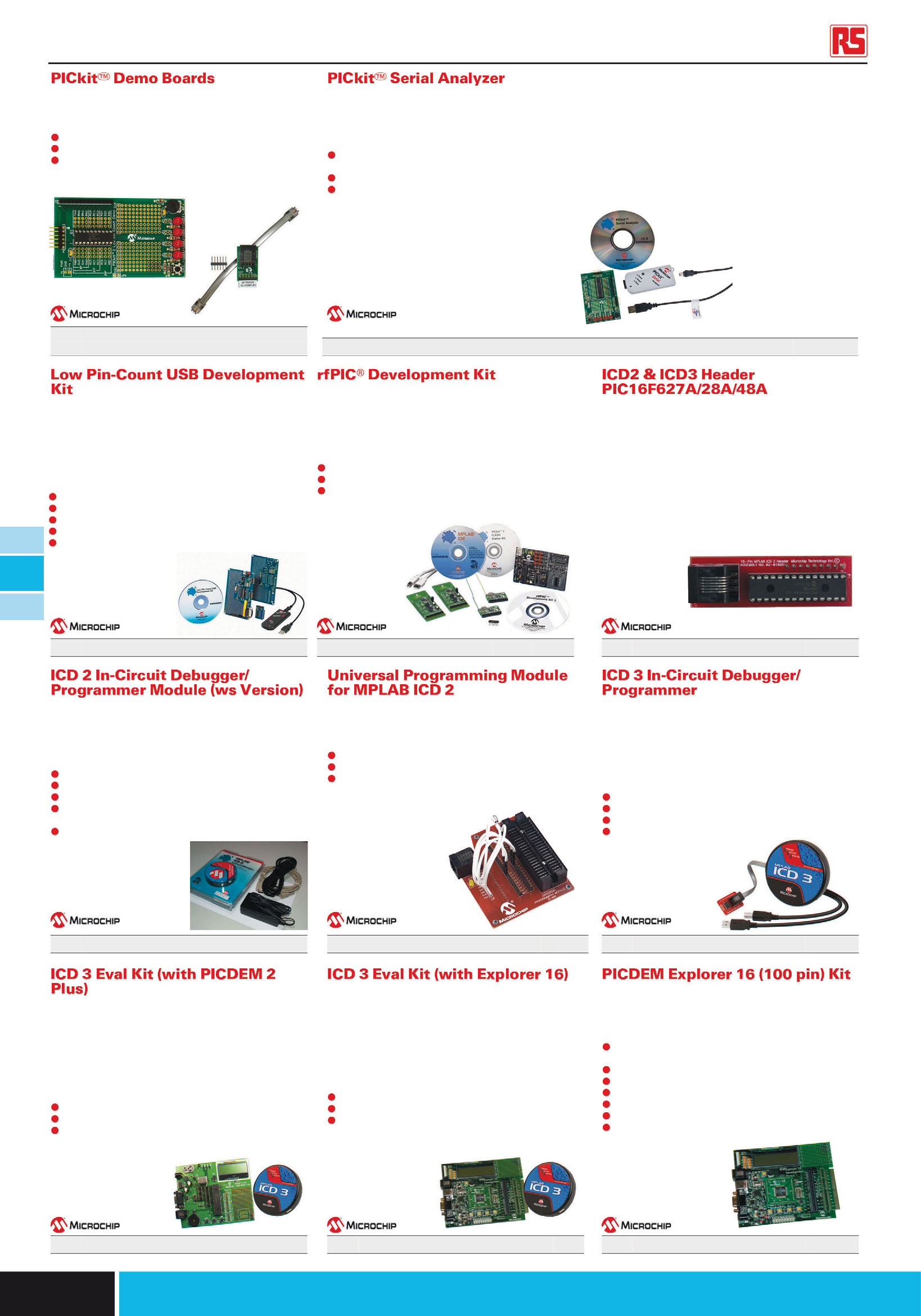 Semiconductors Memory Micros Embedded Computing Peripherals Circuitdiagramtointerfaceuartwithpic16f877aprimer On Line Rssingaporecom Demonstration Boards For Various Pic Microcontrollers Designed To