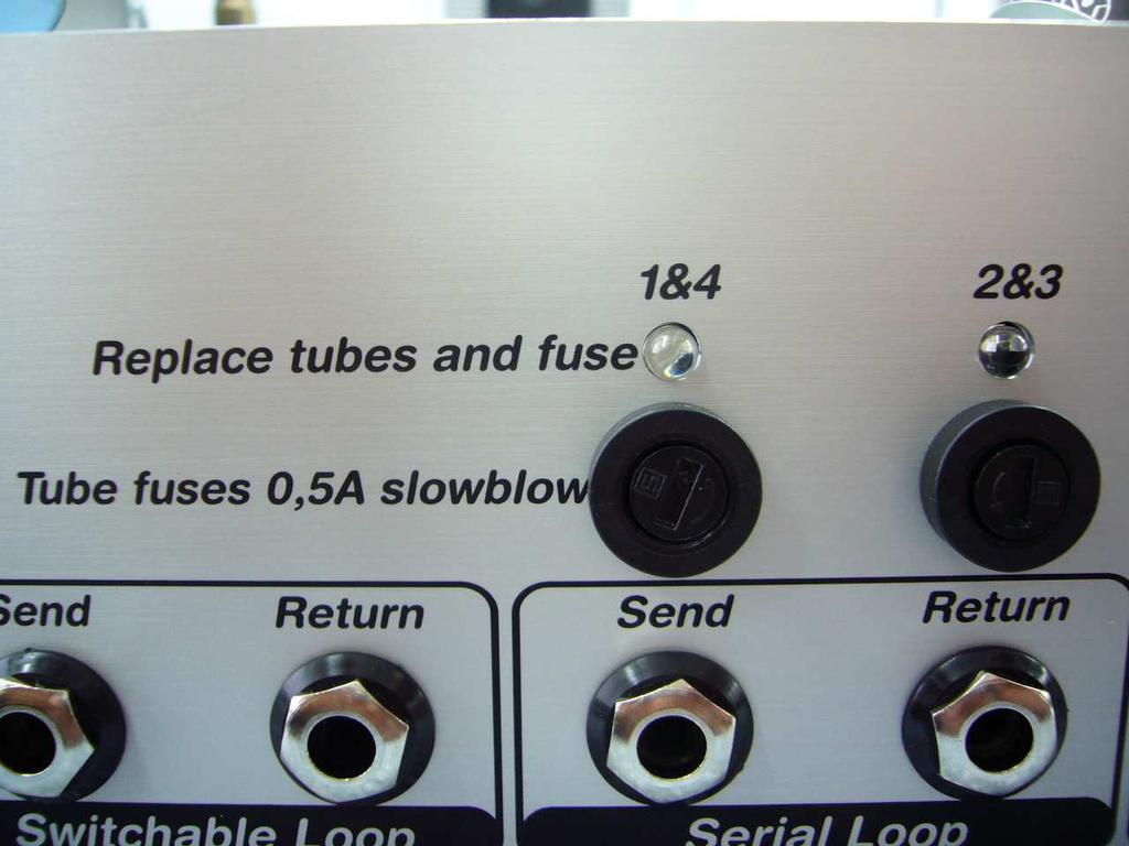 Diezel Tube Amp Service Manual Pdf Mic Preamplifier Electronicslab The Fault Fuses Are On Rear Panel Indicators Either
