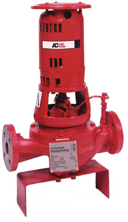 Fire Pump Systems  For the protection of life and property