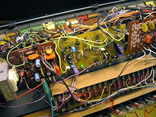 MIG-T Tube Preamp for Hammond T-Series Organs - PDF