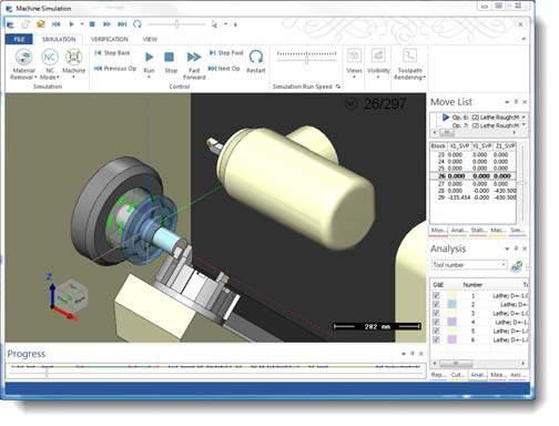 Getting Started with Mastercam Mill-Turn  April PDF