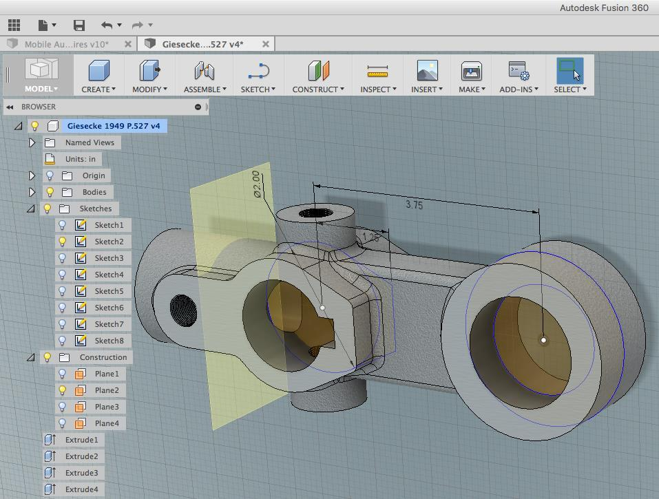 CP9991 Fusion 360 Workflows for Design Success: Top Down vs