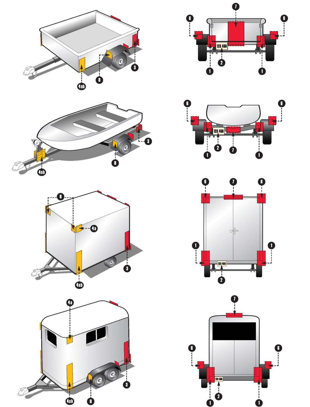 Commercial Vehicle Inspection Manual Pdf C3 Fuse Dead Battery Boxster Section 6 Lamps All Procedures Are Visual Unless Additional
