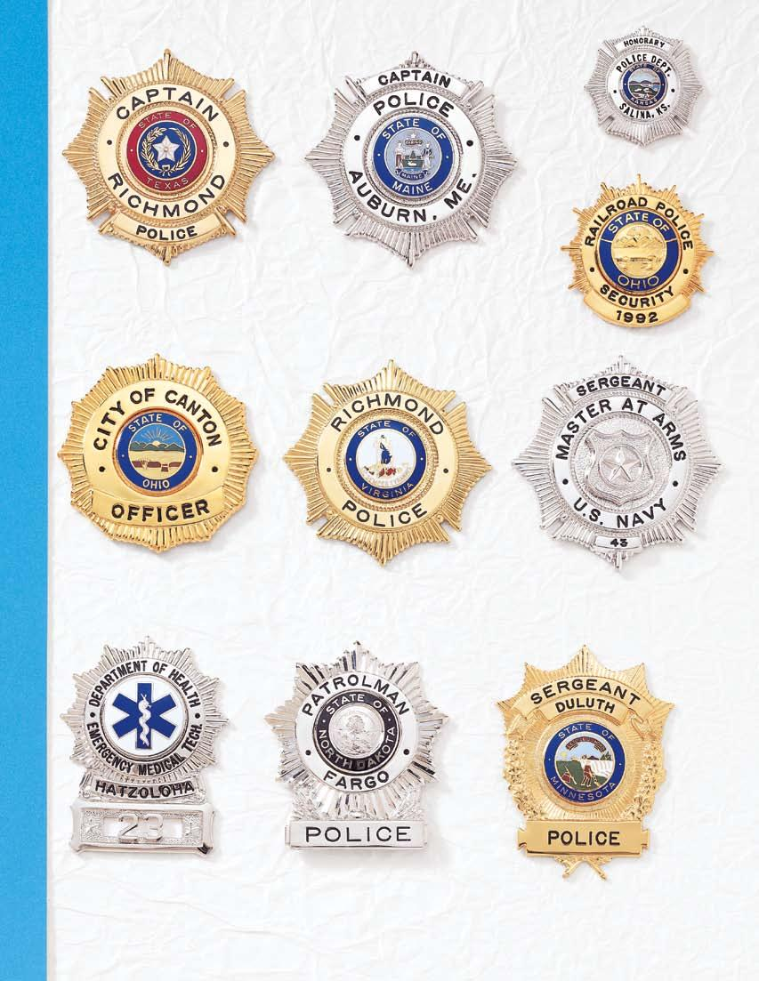 Law Enforcement Catalog - PDF