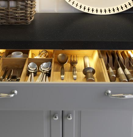 cabinets, fronts, organisers, knobs & handles - PDF
