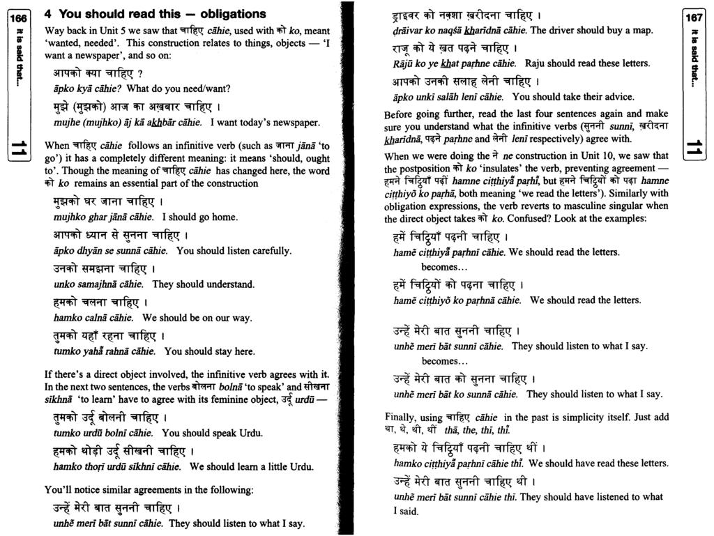 beginner's hindi cover all the basics go at a steady pace