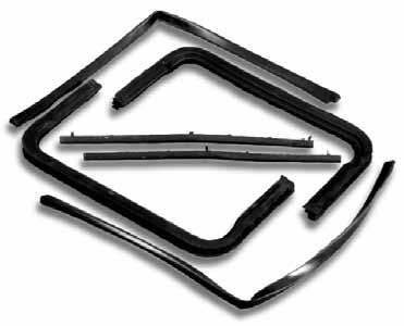 1955 1956 1957 Chevy #567  WINDSHIELD WEATHERSTRIP SEAL  Best Quality