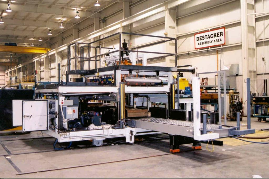 Automated Aluminum Amp Steel Destacking Solutions Pdf