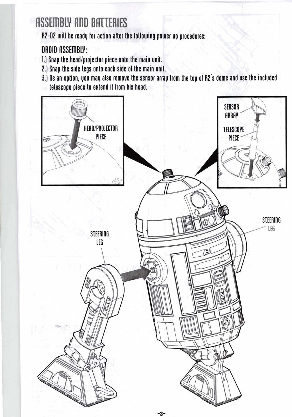 R9 On His Own Page 12 Pdf Wireless Sensor Battery Replacement Instructions For Safewatch But If You Treat R2 02 With The Same Loyalty And Dedication That He Will Give To This Little Droid May Help Follow In Footsteps Of