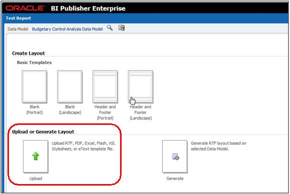 Oracle BI Publisher Best Practices for SaaS Environments