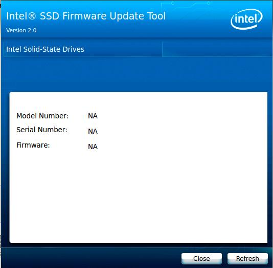 Intel Solid State Drive Firmware Update Tool - PDF
