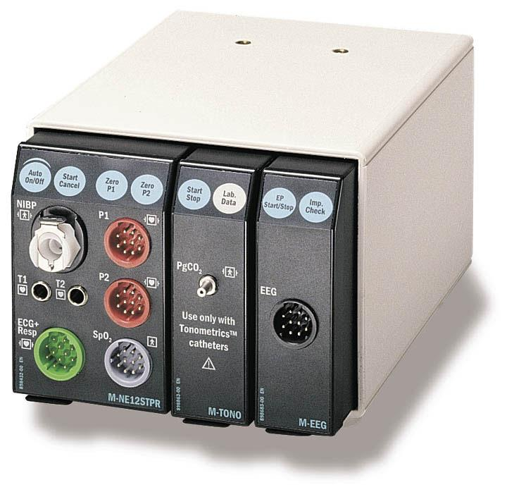 Datex Ohmeda S 5 Anesthesia Monitor And S 5 Critical Care