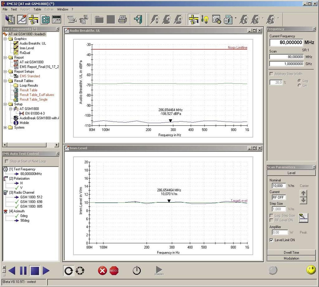 All-purpose software for any EMS measurement task - PDF