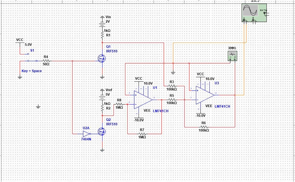 An 8 Bit (Cascaded 4 Bits) Dual Slope ADC - PDF Free Download