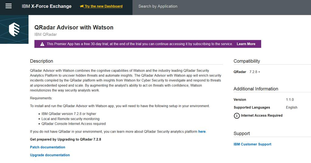 QRadar Advisor with Watson: Requirements & Overview - PDF