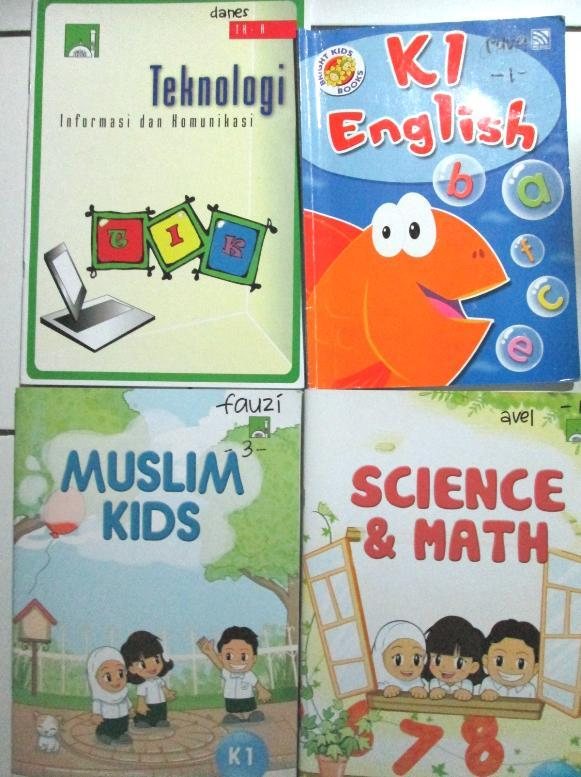 The Implementation Of Integrated Curriculum In Teaching English To