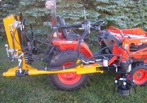Weed Badger Model 4400 The Is An Ec Onomical Machine With Simple Manual Hydraulic