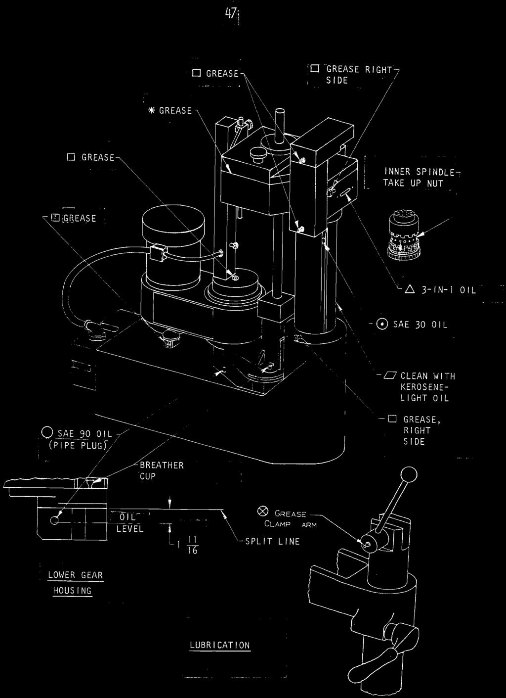Froiitiiefl Fa 48 Ffiintgi Machine Serial Number Feb 19bo Boring Bendix Ec 30 Wiring Diagram 47i Ifl Grease R I Slde E Nner