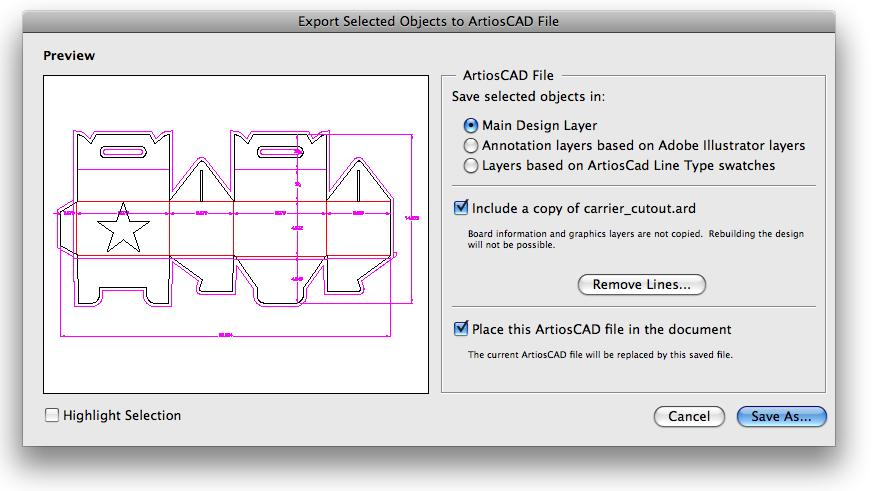 Esko Data Exchange for Adobe Illustrator 16  User Guide - PDF