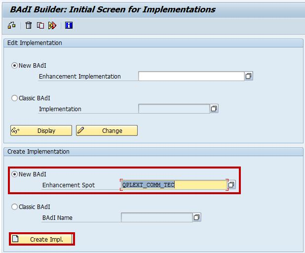 Basic Integrated Quality Inspection Process Using SAP