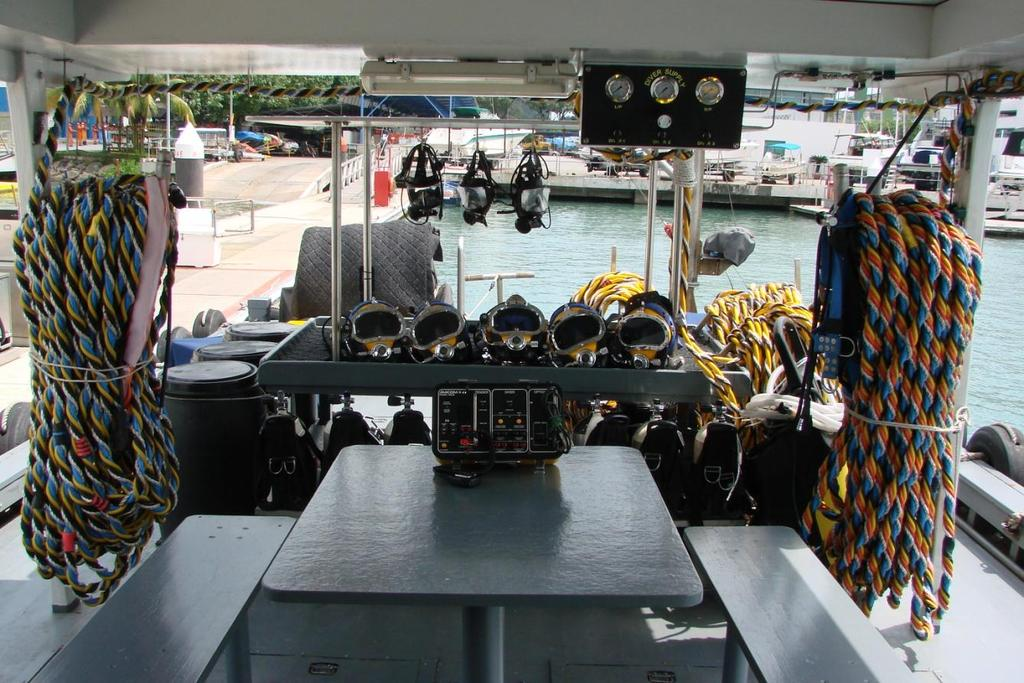 Cleaning of Vessel COMPANY PROFILE  Underwater Marine