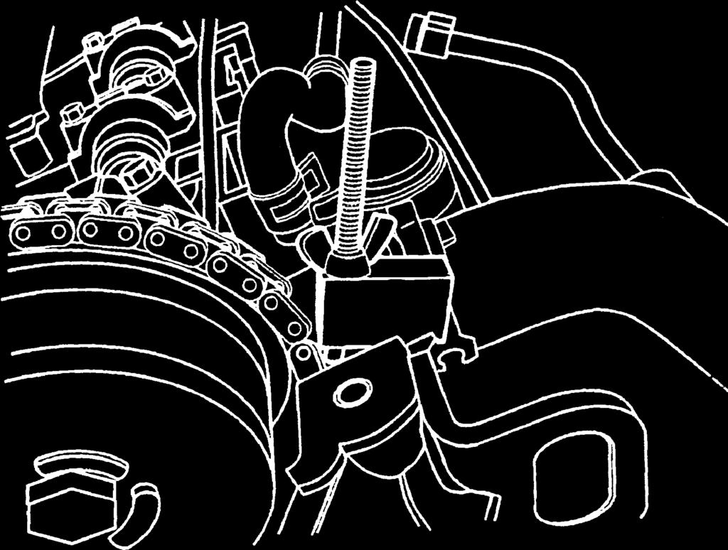 Gm 4 Cylinder Cam Tool Set Operating Instructions Pdf Timing Belt For Pontiac Sunfire 536187 Chain Holders Applications 20l Vin P