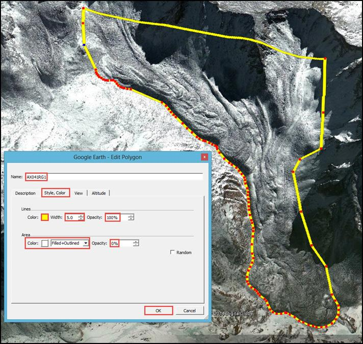 Manual for Mapping Rock Glaciers in Google Earth - PDF