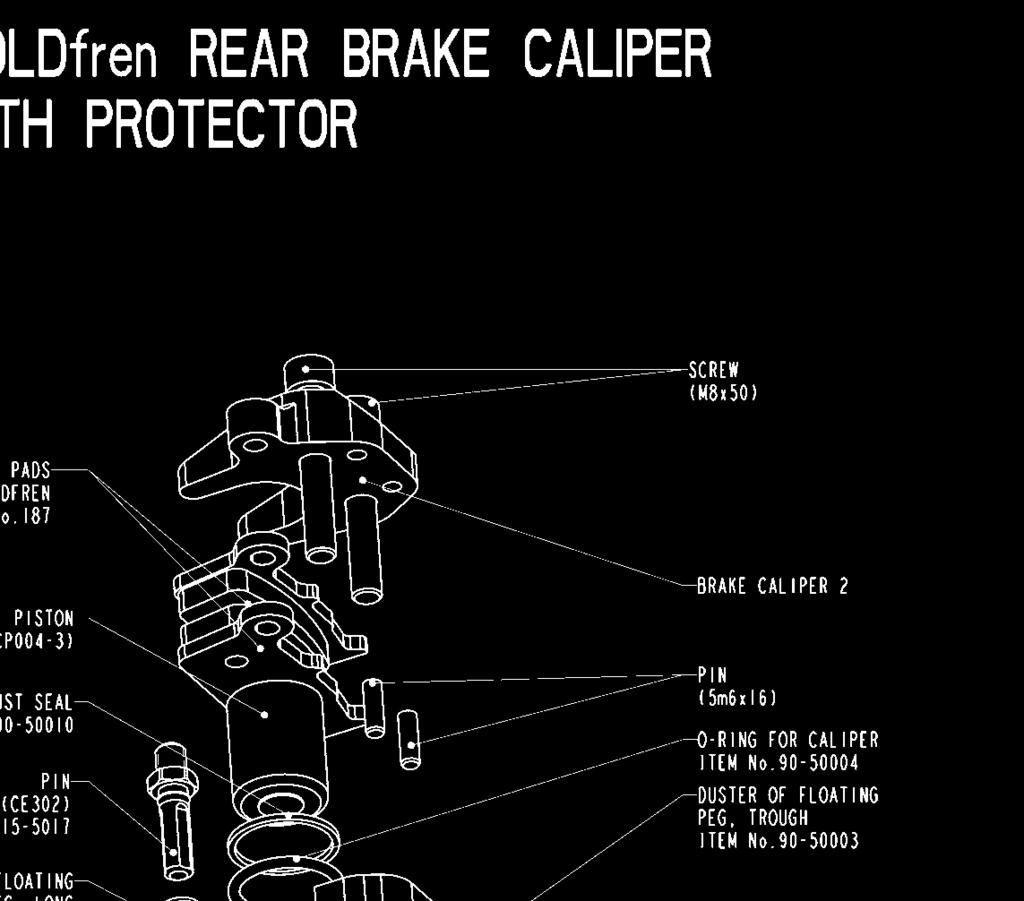 Motorcycle Brake Components Pdf Yamaha Zeal Wiring Diagram
