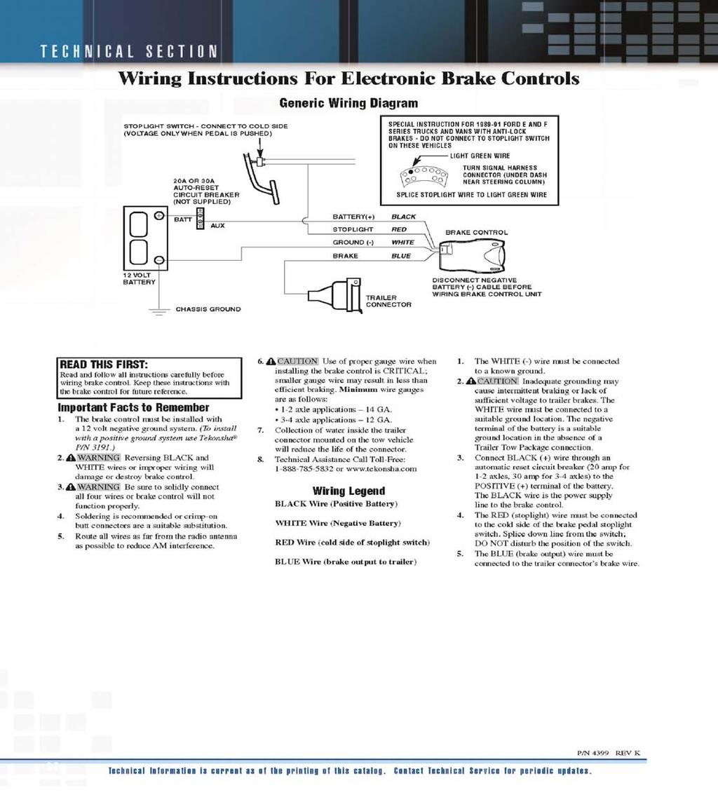 Page325 Vehicle Electrical Pdf Activator 2 Brake Controller Wiring Diagram Controls Control Instructions Page326