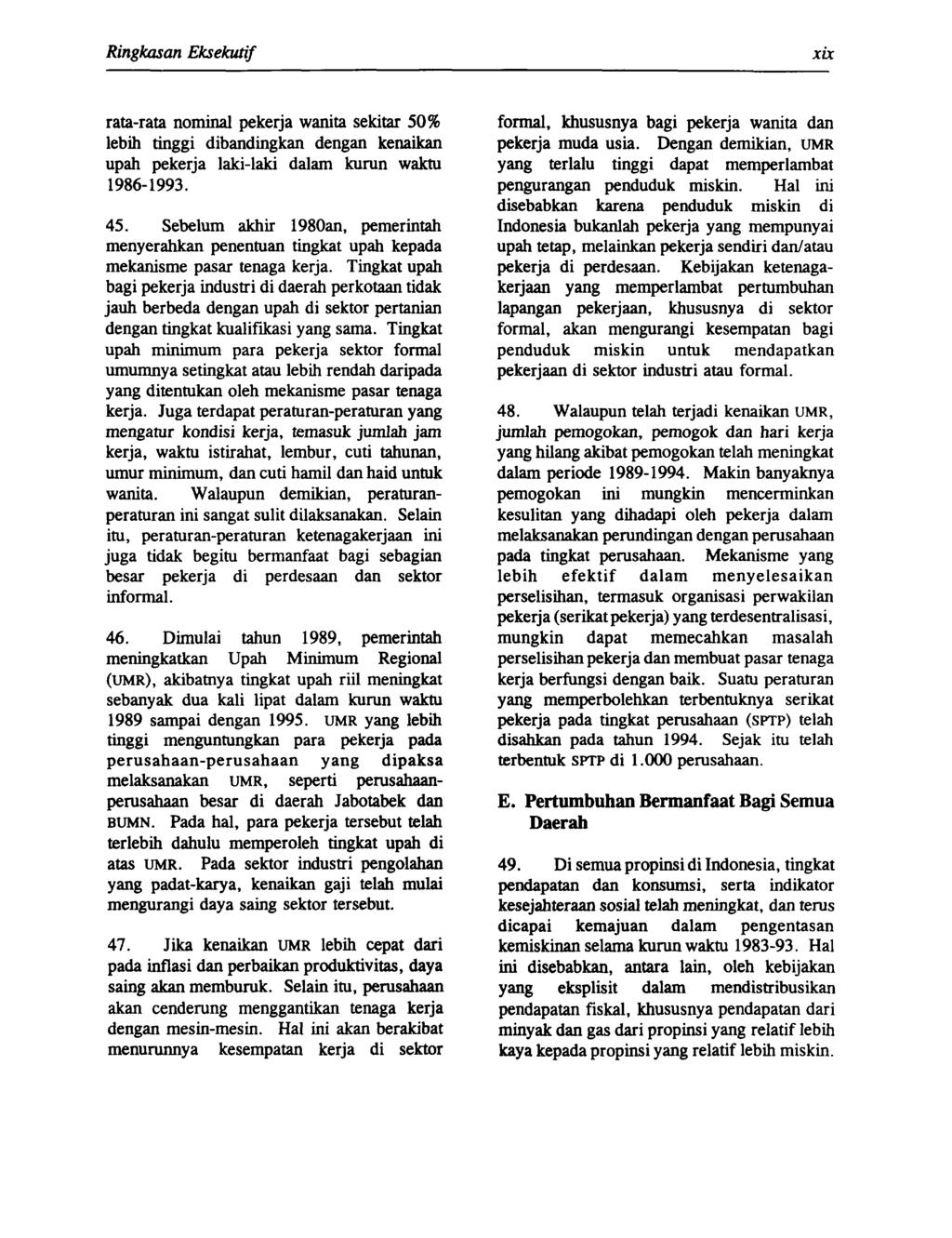 Indonesia Dimensions Of Growth Pdf