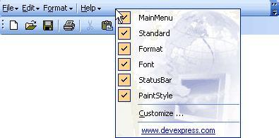 Devexpress Popup Form