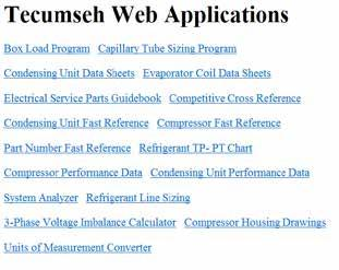 Air Conditioning Scroll Compressors Reference Guide-Wholesale