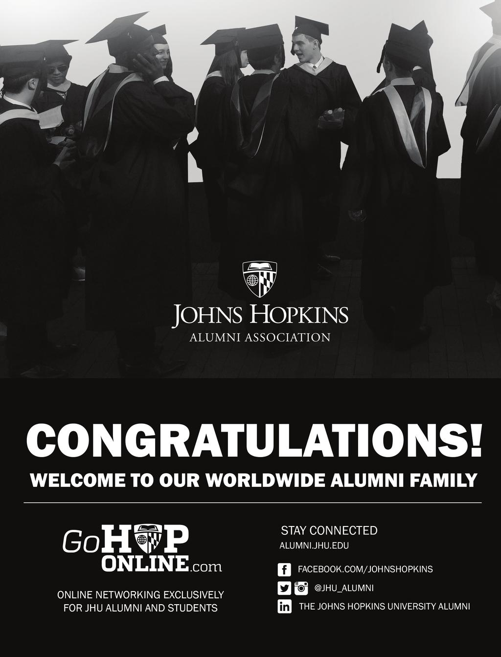 The Johns Hopkins University Commencement Pdf Manzone Amadeus Navy M 116